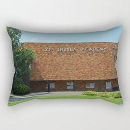 Saint Ursula Academy (Toledo OH) II Rectangular Pillow