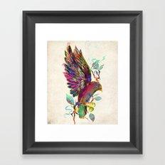 First Flight Framed Art Print