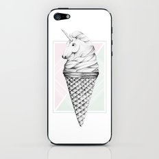 Unicone iPhone & iPod Skin
