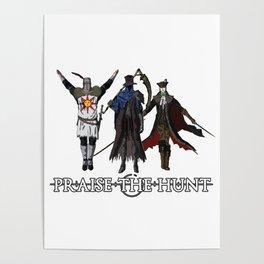 Praise the Hunt Poster