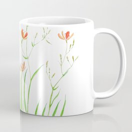 blackberry lily Coffee Mug