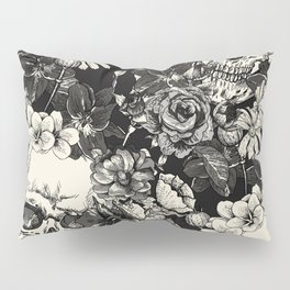 SKULLS HALLOWEEN Pillow Sham