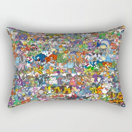 pokeman Rectangular Pillow