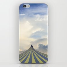 Turrets in the Clouds iPhone & iPod Skin