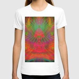 Love Radiation Meditation T-shirt