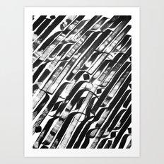 Hypno Art Print