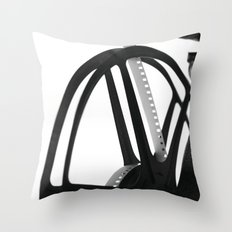 8 mm Throw Pillow