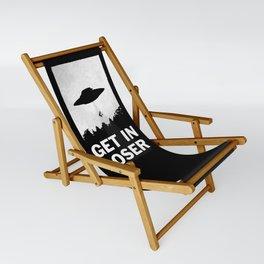Get In Loser Sling Chair