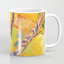 Alfred Henry Maurer - Landscape of Provence - Digital Remastered Edition Coffee Mug