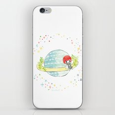 just you and me iPhone & iPod Skin