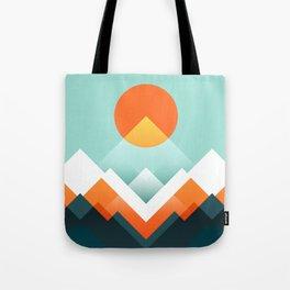Everest Tote Bag