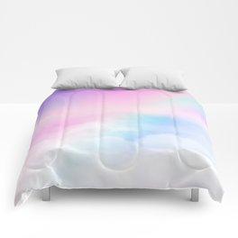 Pretty Rainbow Comforters