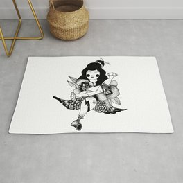 ChikenMeUp Rug