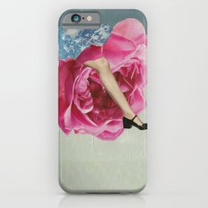 The Lady who Lived in Roses Slim Case iPhone 6s