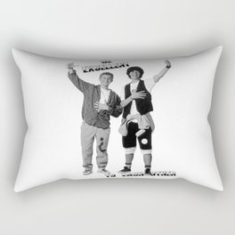Bill and Ted's Excellent Adventure Rectangular Pillow
