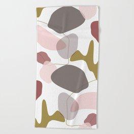 Aries Pattern Beach Towel