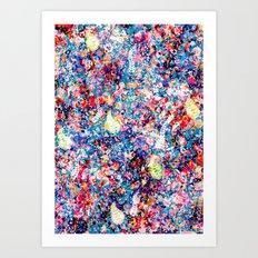 Pixie Storm Art Print