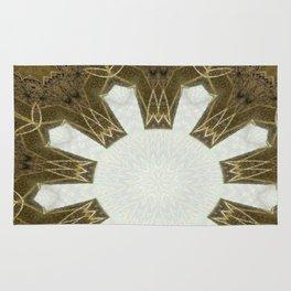 Fractal Carpet Mandala 40 Rug
