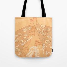 Flower Bath 10 (uncensored version) Tote Bag