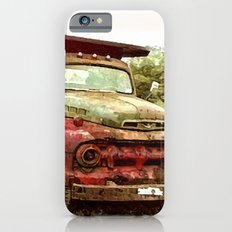 Red Truck iPhone 6s Slim Case