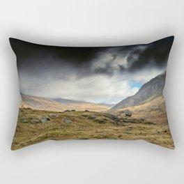 The Landscape Photographer Rectangular Pillow