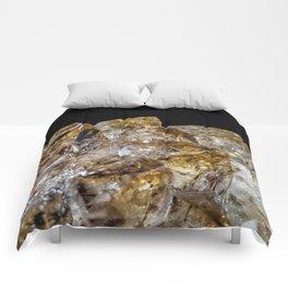 Citrine Crystals Comforters
