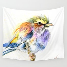 Badass Bird Wall Tapestry