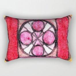 On The Socket Rectangular Pillow