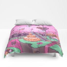 Soap Bubbles Comforters
