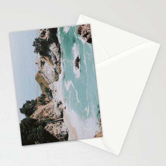 big sur / california Stationery Cards