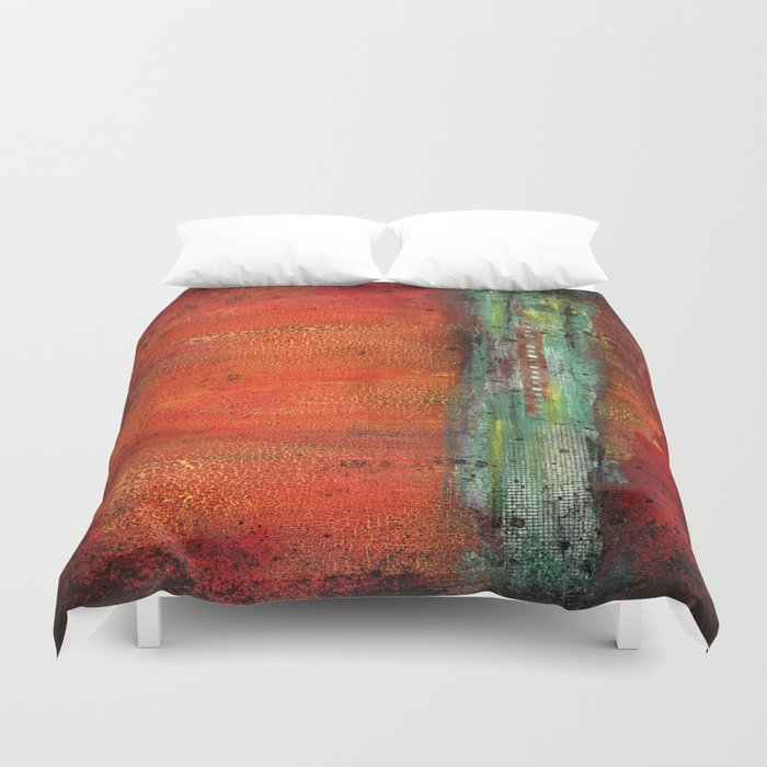 Copper Duvet Cover