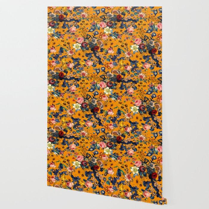 Summer Botanical Garden IX Wallpaper