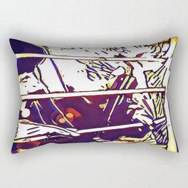 On Guard Rectangular Pillow