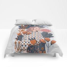 No! Comforters