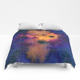 Fluids Combine Comforters