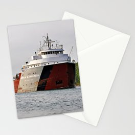 Arthur Anderson Freighter Stationery Cards