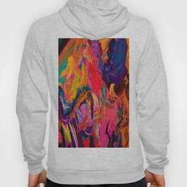 Color and Texture Hoody