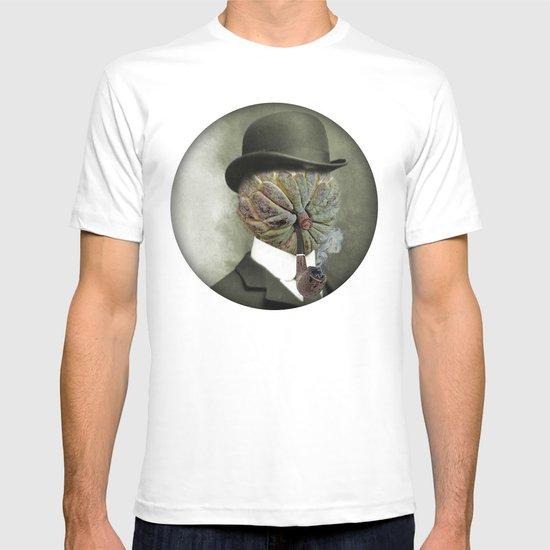 Sir Custard Bowler T-shirt