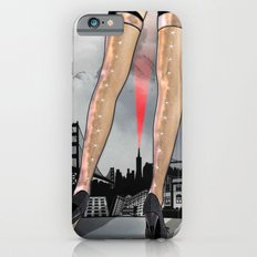 The World At Her Feet Slim Case iPhone 6s