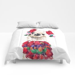 Coolest Llama Comforters