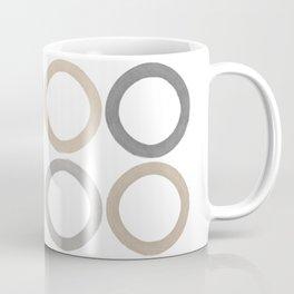 Circles regular Coffee Mug