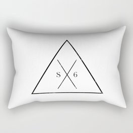 The Society Six  Rectangular Pillow