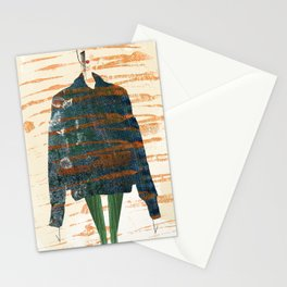 Oversize Denim Stationery Cards