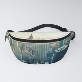 Good Evening New York City Fanny Pack