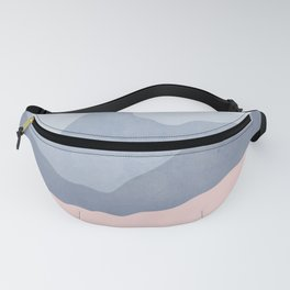 Candy Mountain Fanny Pack