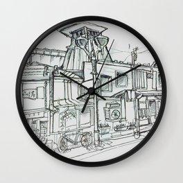 takayama Wall Clock