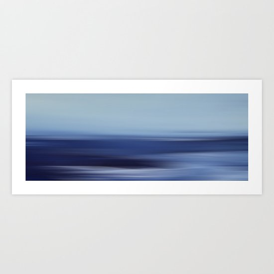 The Sea I Art Print