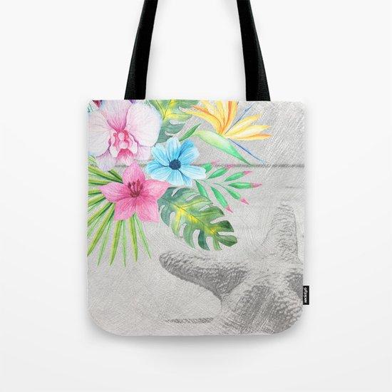 Tropical Beach #2 Tote Bag