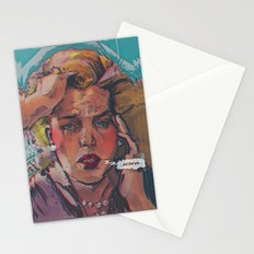 ... but i love you ... Stationery Cards