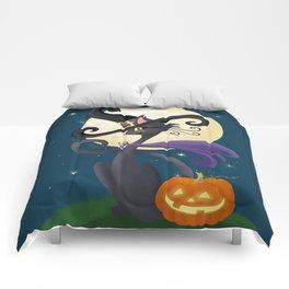 Halloween Night Magic Comforters